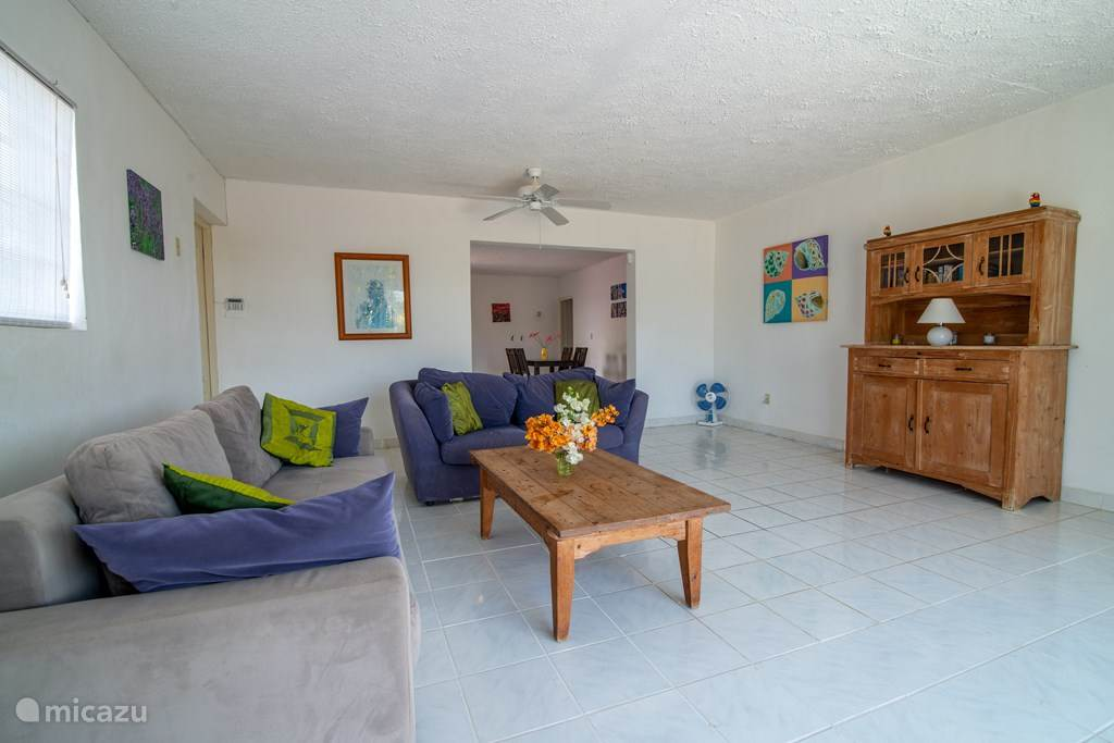 Vacation rental Curaçao, Banda Abou (West), Grote Berg Apartment Villa Grote Berg - Downstairs 2p
