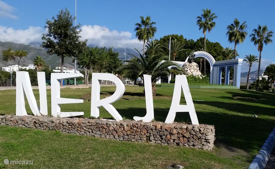 Vakantiehuis Spanje, Costa del Sol, Nerja appartement Nerja 1