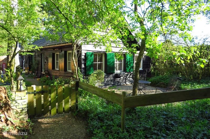 Vakantiehuis Nederland, Overijssel, Bathmen Blokhut / Lodge Het Bakhuusje