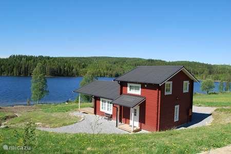 Ferienwohnung Schweden – ferienhaus Luxus Stuga mit Sauna und Aussicht