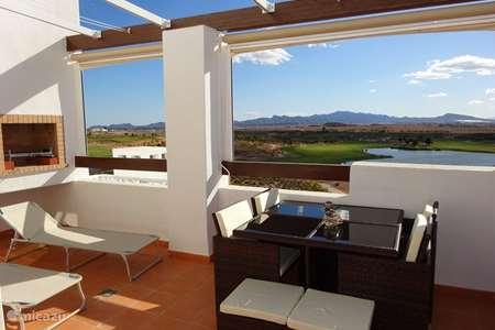 Vakantiehuis Spanje, Murcia, Condado de Alhama penthouse Condado de Alhama  Casa La Belleza