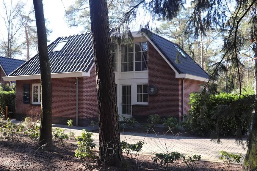 Vakantiehuis Nederland, Gelderland, Beekbergen Bungalow Vakantie Villa Droomhuis