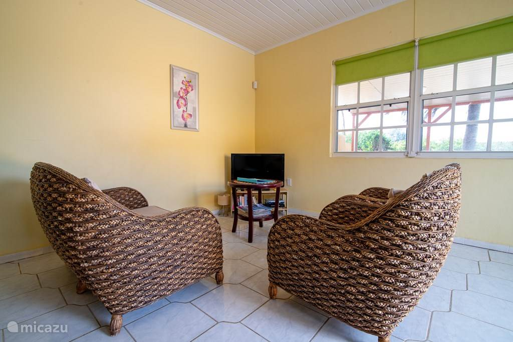 Vacation rental Curaçao, Banda Abou (West), Grote Berg Apartment Villa Grote Berg - Garden 4 people