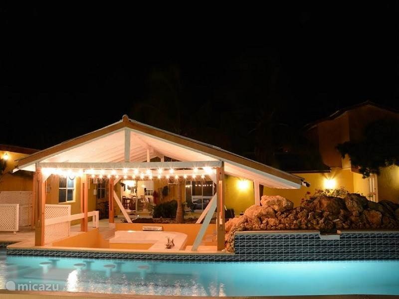 Vacation rental Curaçao, Banda Abou (West), Grote Berg - apartment Swimming pool side apartment 4 p