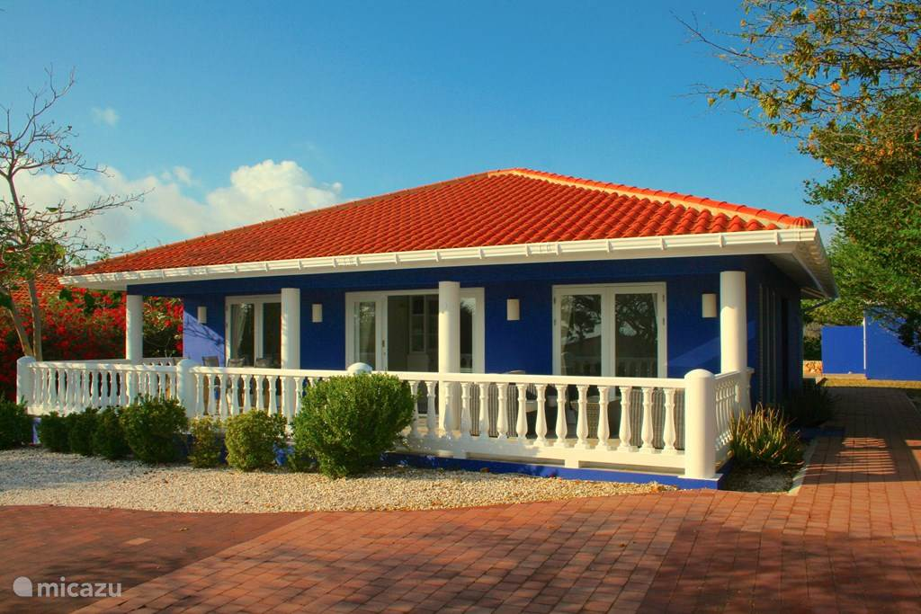 Vacation rental Curaçao, Banda Abou (West), Coral-Estate Rif St.marie - villa Villa Coral Blue Curacao