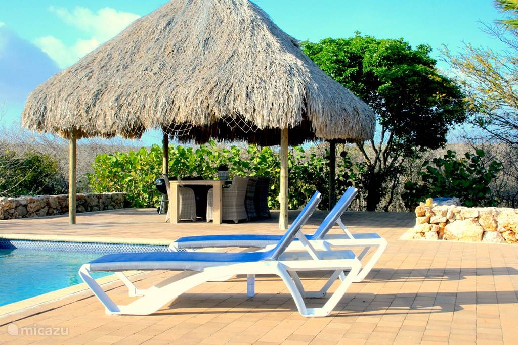 Vakantiehuis Curaçao, Banda Abou (west), Coral Estate, Rif St.Marie Villa Villa Coral Blue Curacao