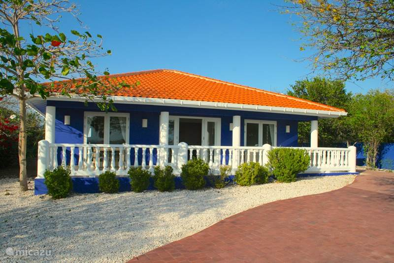 Vacation rental Curaçao, Banda Abou (West), Coral-Estate Rif St.marie Villa Villa Coral Blue Curacao
