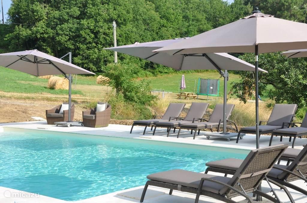 Vakantiehuis Frankrijk, Dordogne, Sergeac Vakantiehuis Luxe vakantiehuis met kookeiland
