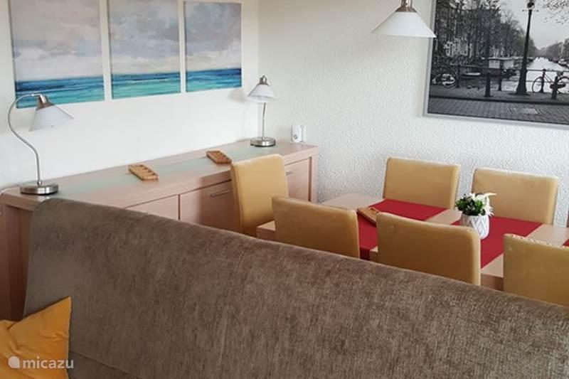 Vakantiehuis Nederland, Zuid-Holland, De Zilk Appartement Holland Huis