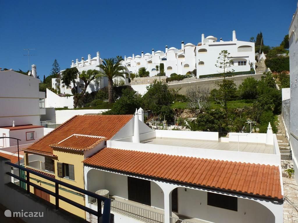 Vakantiehuis Portugal, Algarve, Carvoeiro Appartement Apartemento Conchas