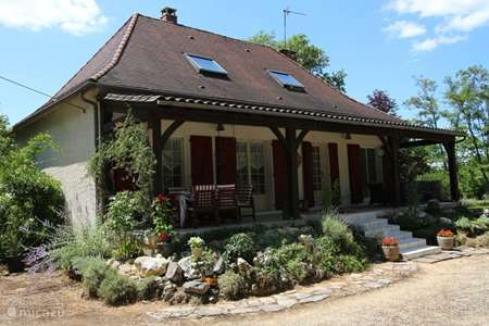Vacation rental France – villa Les Marchandoux