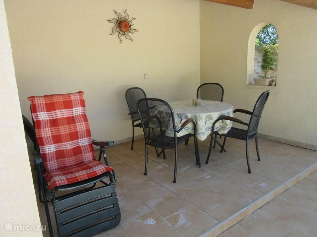 Vakantiehuis Frankrijk, Gard, Saint-Privat-de-Champclos Vakantiehuis LeSerras au soleil