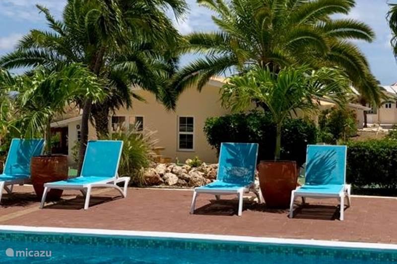 Ferienwohnung Curaçao, Banda Ariba (Ost), Santa Catharina Bungalow Bungalow 4 Flamingo