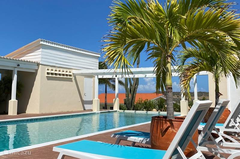 Vakantiehuis Curaçao, Banda Ariba (oost), Santa Catharina Bungalow Bungalow 4 Flamingo