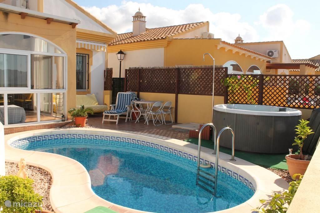 Ferienwohnung Spanien, Costa Cálida, Mazarrón villa Casa Amable