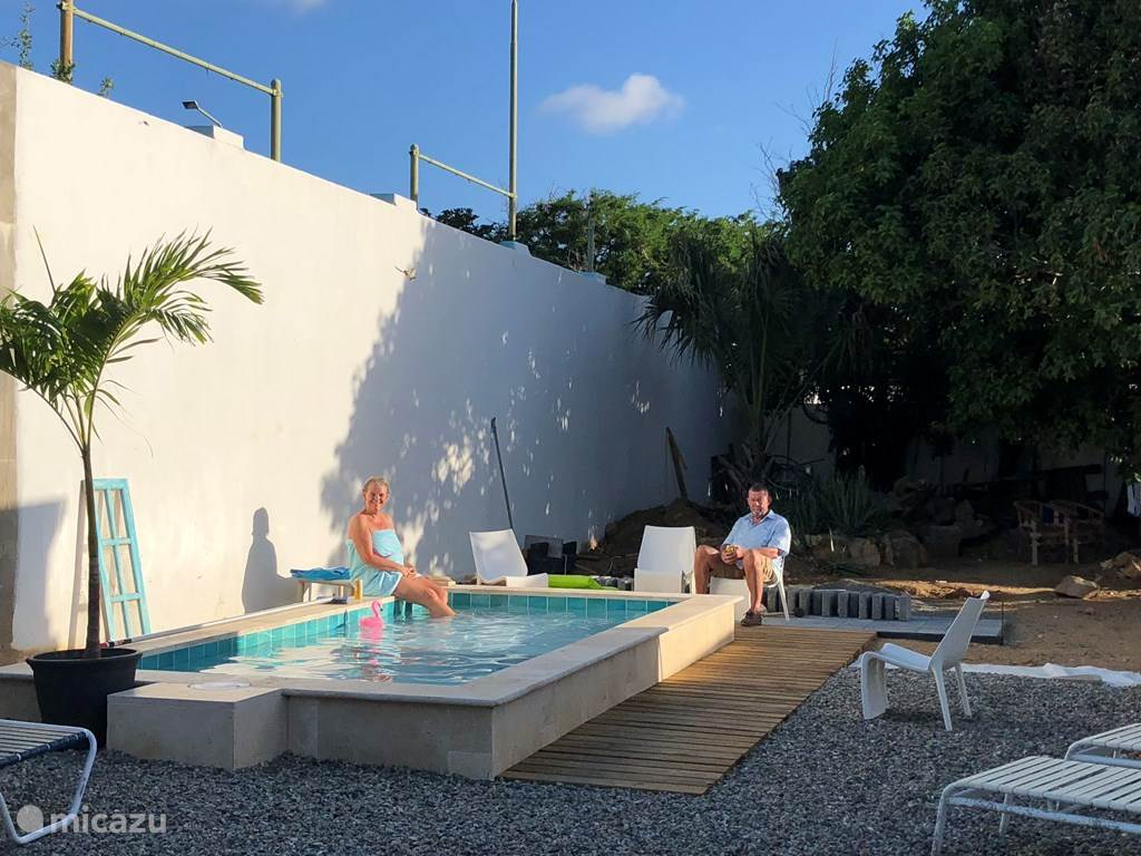 Ferienwohnung Aruba – bungalow Bungalows Casita Blanca