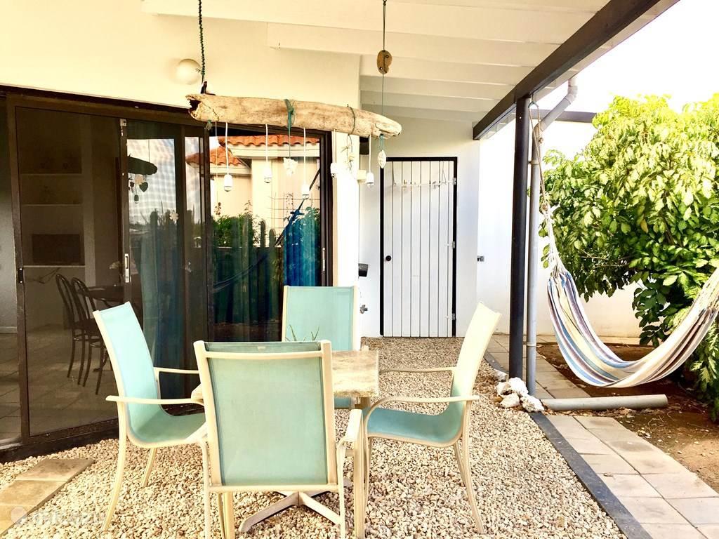 Vacation rental Aruba, Paradera, Paradera Bungalow Bungalows Casita Blanca