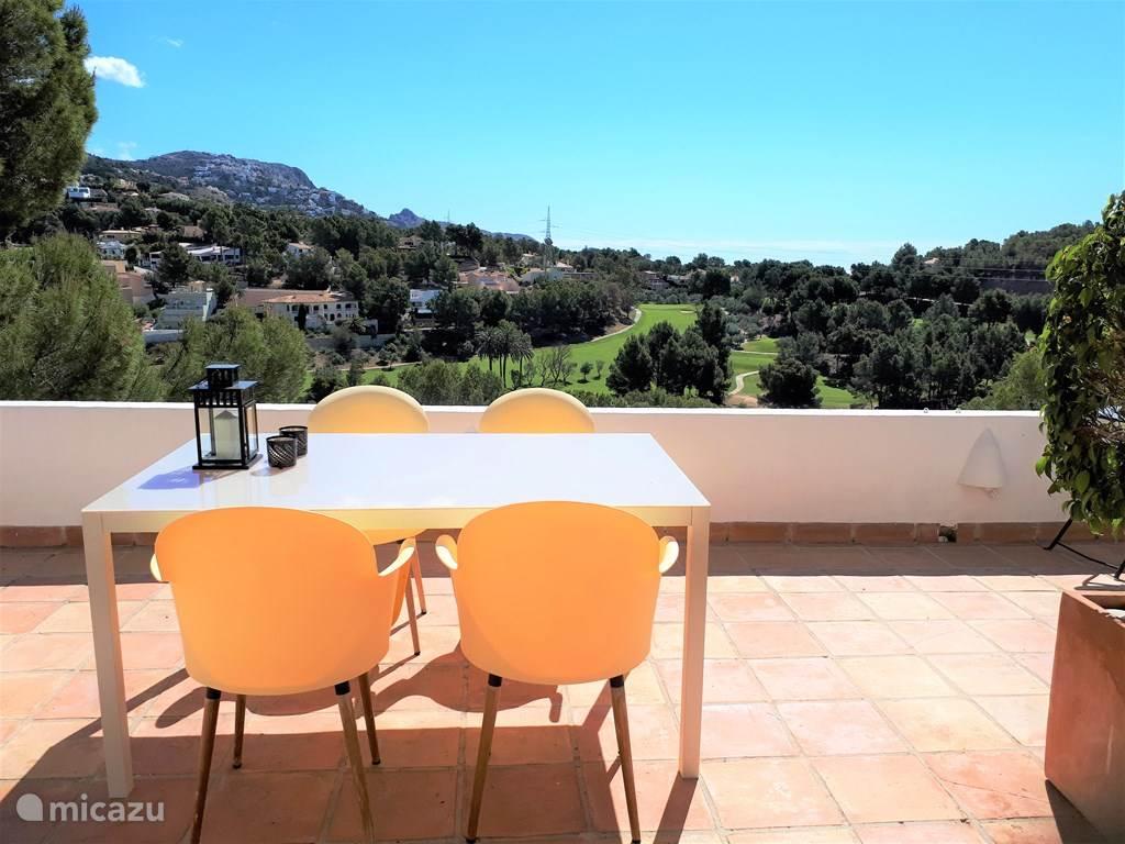 Nieuw Vakantiehuis Spanje, Costa Blanca, Altea – appartement Bungalow Don Cayo