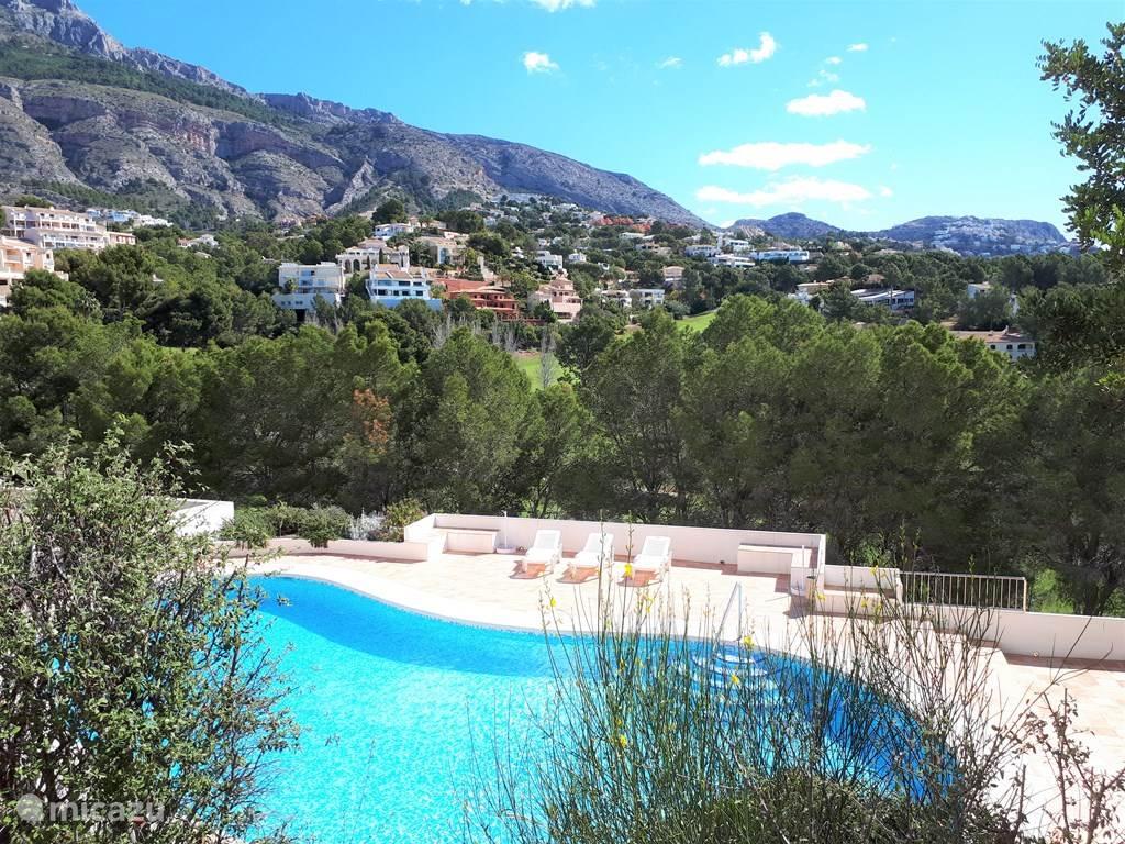 Vakantiehuis Spanje, Costa Blanca, Altea Appartement Bungalow Don Cayo