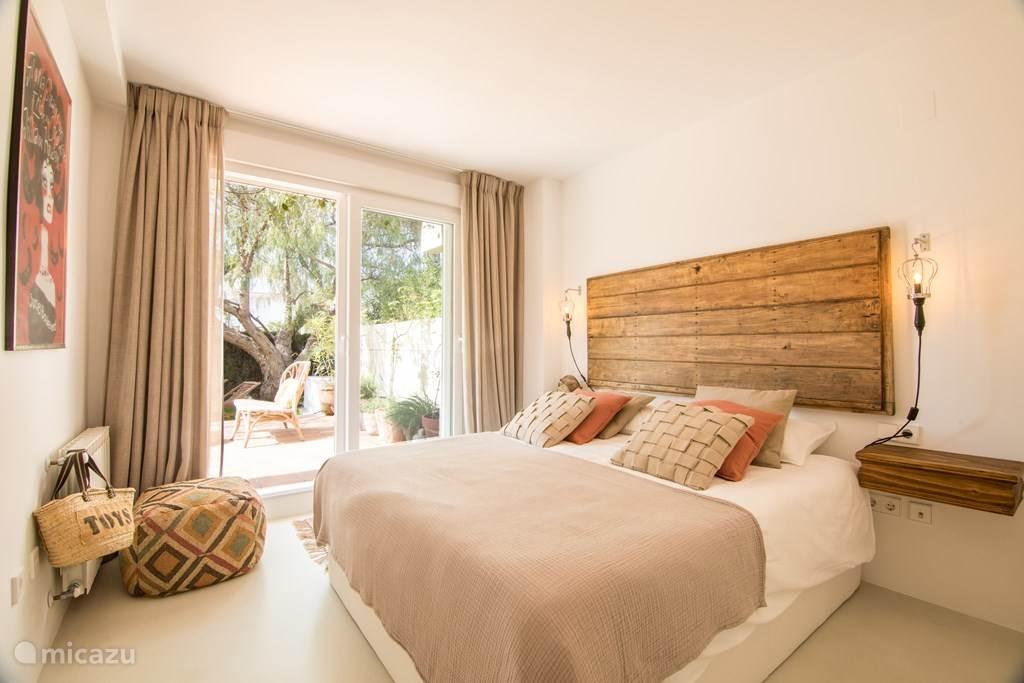 Vakantiehuis Spanje, Costa Blanca, Javea Appartement 5 sterren Appartement met tuin