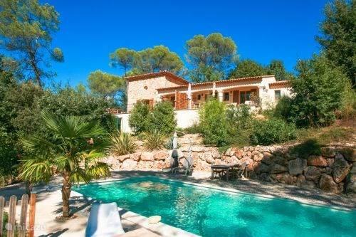 Vakantiehuis Frankrijk, Provence, Lorgues - gîte / cottage La Tour des Combes 'Britt'