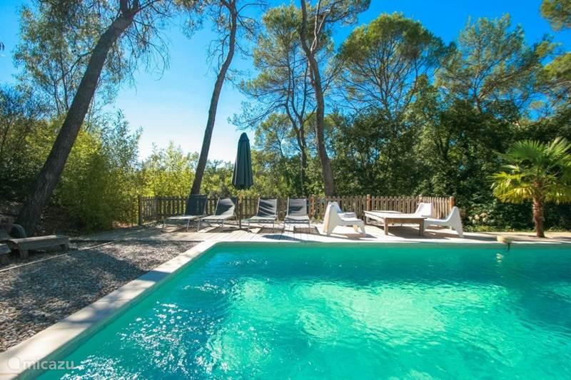 Vakantiehuis Frankrijk, Var, Lorgues Gîte / Cottage La Tour des Combes 'Britt'