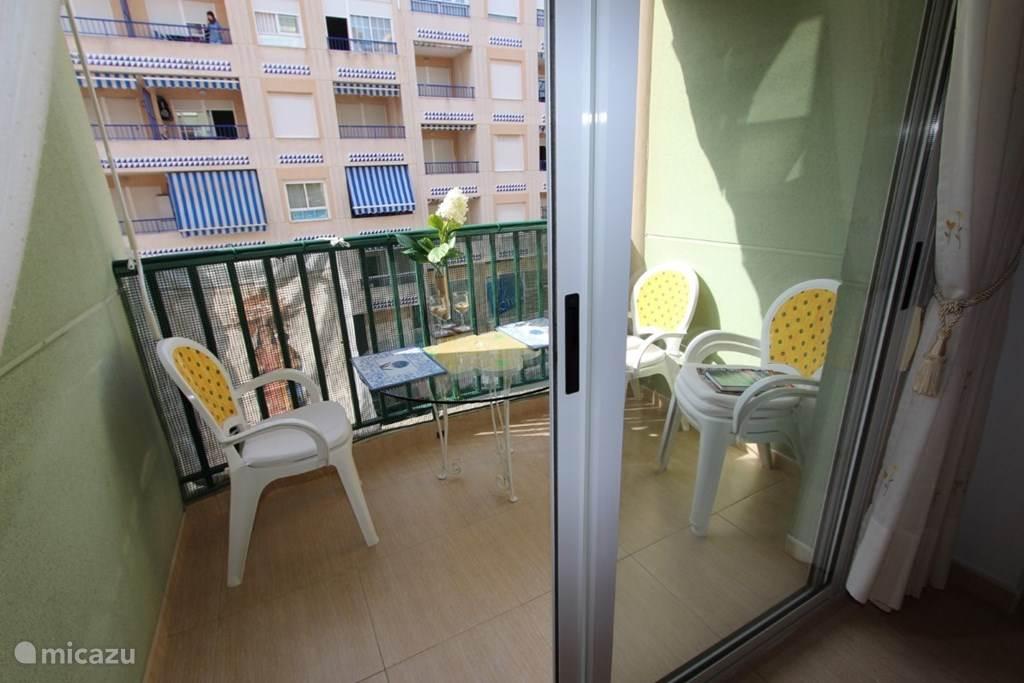 Nieuw Vakantiehuis Spanje, Costa Blanca, Guardamar del Segura – appartement Dunasol