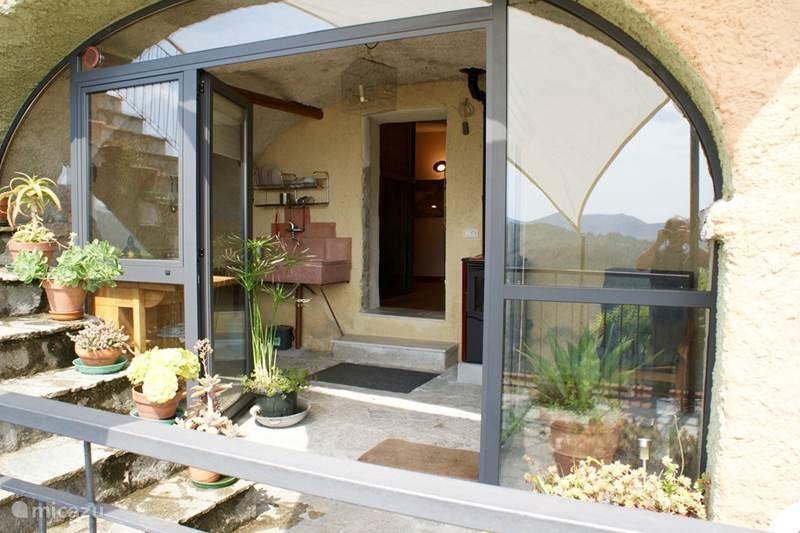 Vakantiehuis Italië, Ligurië, Santa Maria di Maissana Studio Studio 'Piano degli Archi'