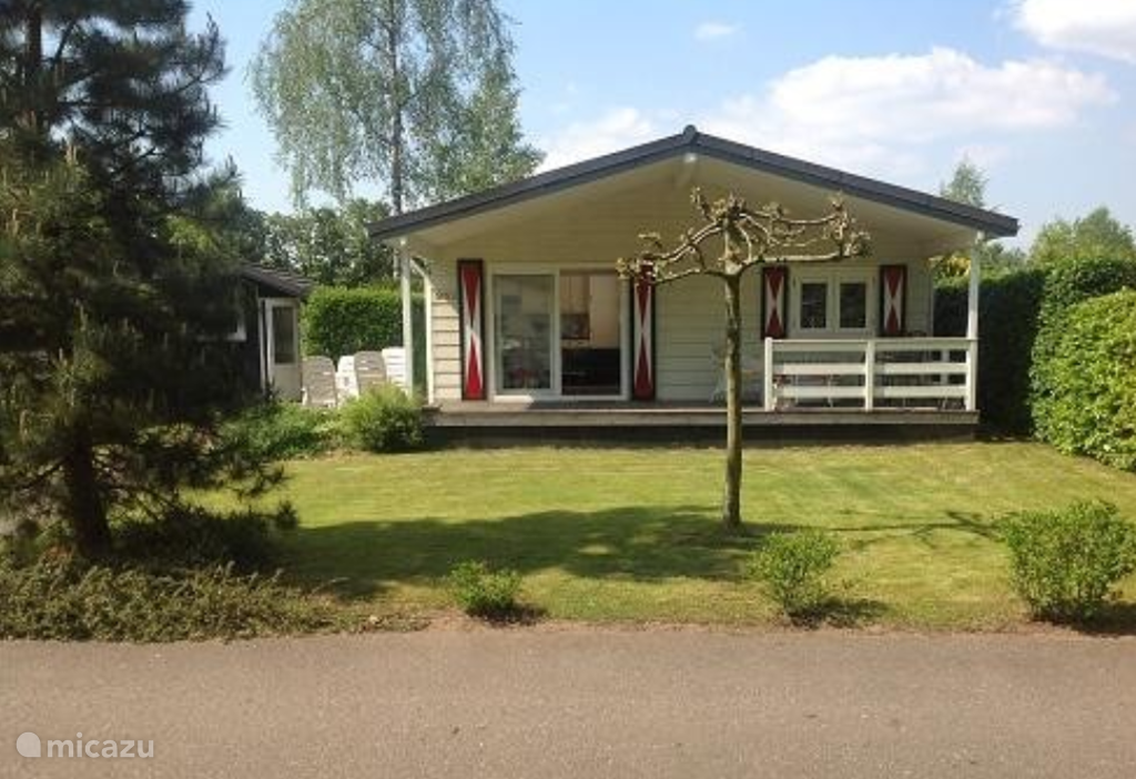 Vakantiehuis Nederland, Gelderland, Voorthuizen Chalet Vakantiebungalowbos veluwe -952-