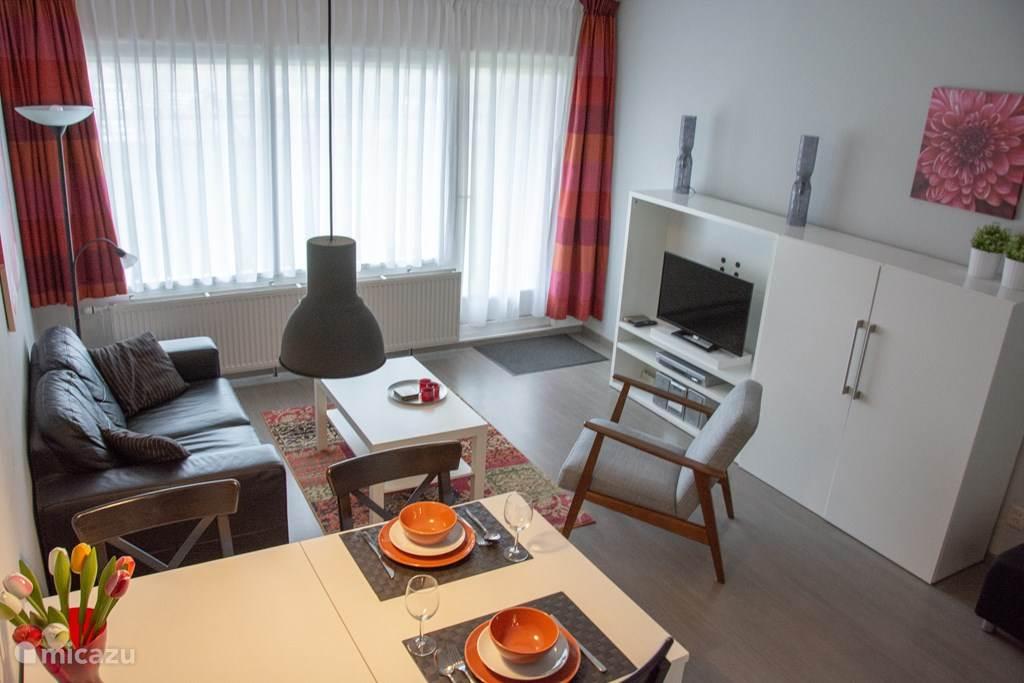 Vakantiehuis Nederland, Noord-Holland, Callantsoog appartement Beach Appartement 8, Callantsoog