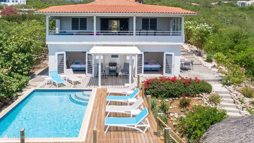 Vacation rental Curaçao, Banda Abou (West), Coral-Estate Rif St.marie - villa Villa Lions Cliff