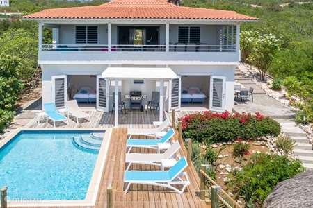 Vacation rental Curaçao, Banda Abou (West), Coral-Estate Rif St.marie villa Villa Lions Cliff