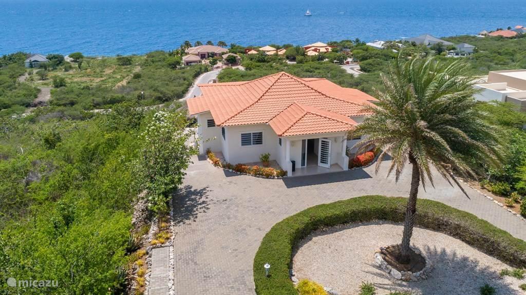 Vacation rental Curaçao, Banda Abou (West), Coral-Estate Rif St.marie Villa Villa Lions Cliff