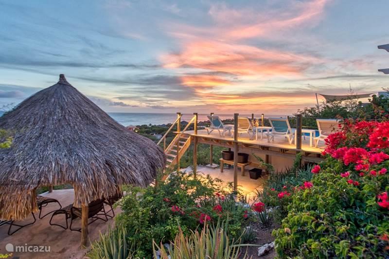 Vakantiehuis Curaçao, Banda Abou (west), Coral Estate, Rif St.Marie Villa Villa Lions Cliff