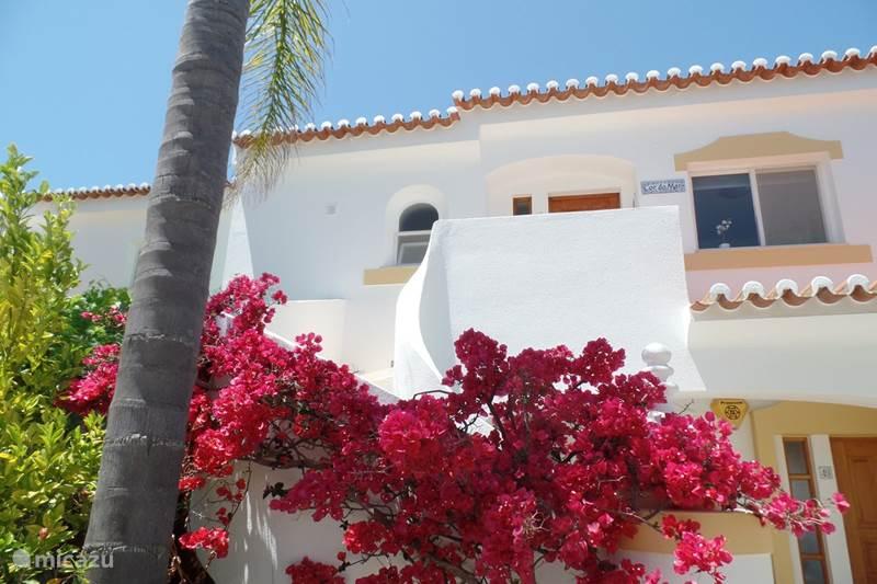 Vakantiehuis Portugal, Algarve, Carvoeiro Penthouse Penthouse Cor do Mar
