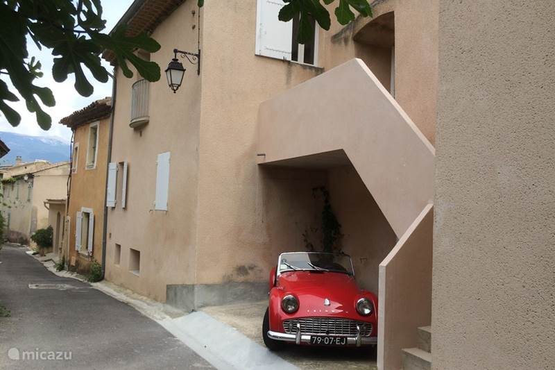 Vakantiehuis Frankrijk, Provence, Mormoiron Appartement La Tour Cachee