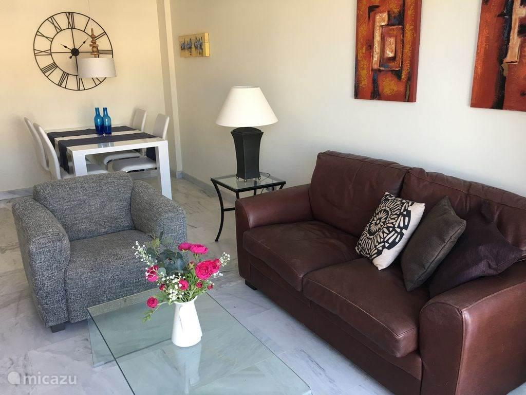 Vakantiehuis Spanje, Costa del Sol, Estepona Appartement  Spectaculair appartement Estepona