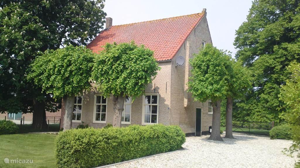 Vakantiehuis Nederland, Zeeland, 's-Heerenhoek Boerderij Vakantieboerderij Het Vleugelhof