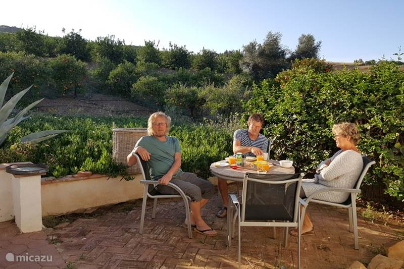 Vakantiehuis Spanje, Andalusië, Álora Villa Siempre Verde