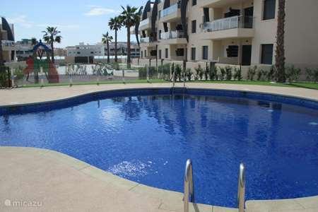 Vacation rental Spain, Costa Blanca, Torre de la Horadada apartment Appt Playa Elisa Bay
