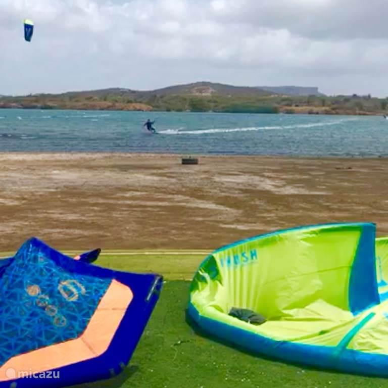 Kitesurfing Curacao St. Jorisbaai
