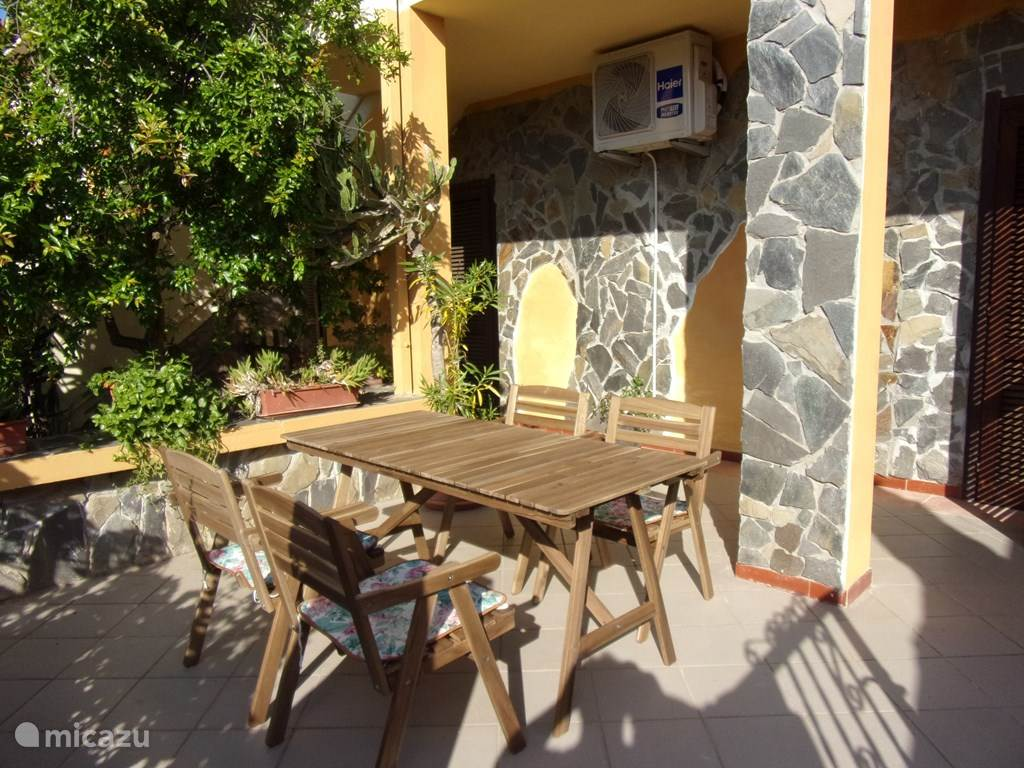 Vacation rental Italy, Sardinia, Villasimius – holiday house Casa Tina