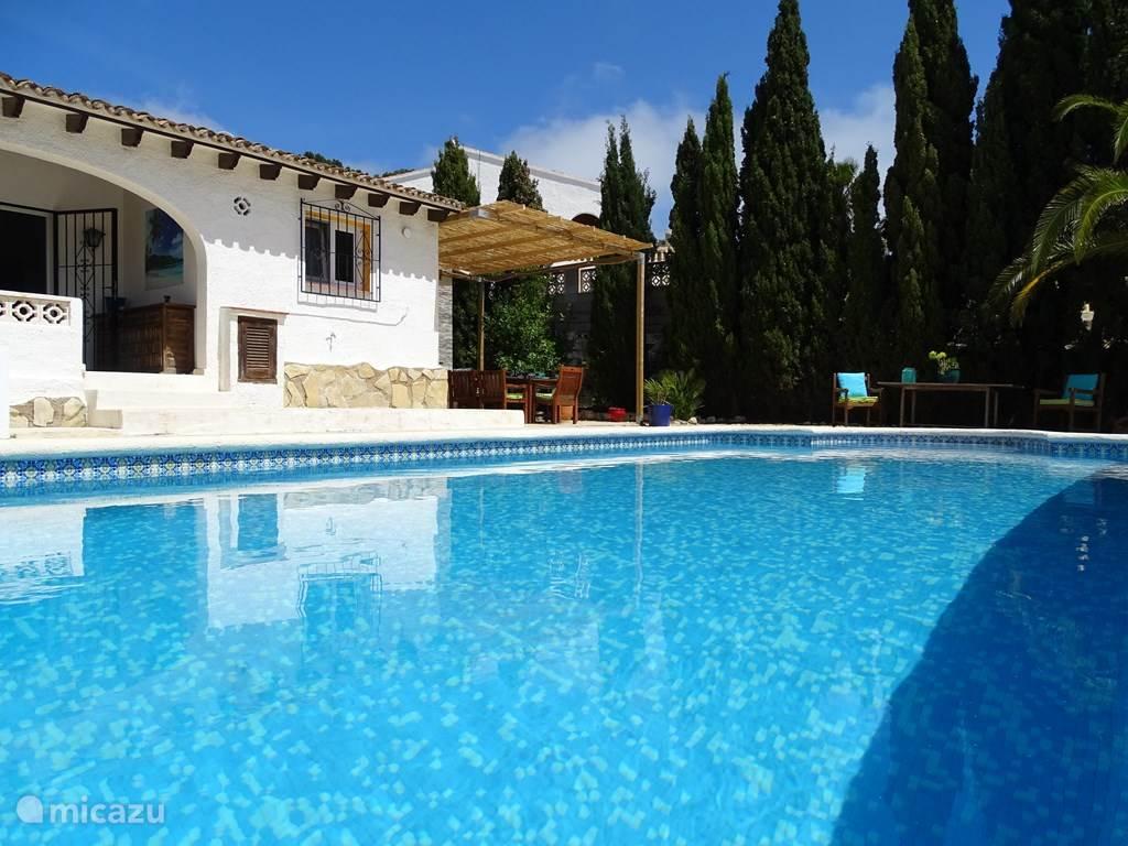 Vakantiehuis Spanje, Costa Blanca, Moraira - villa Casa Dali