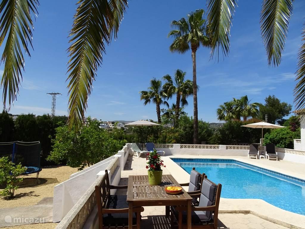 Vakantiehuis Spanje, Costa Blanca, Moraira Villa Casa Dali