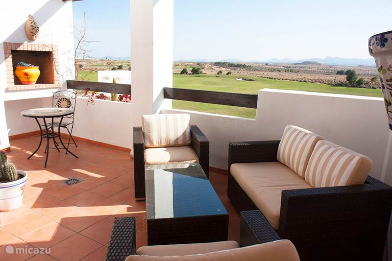 Vacation rental Spain, Murcia, Condado de Alhama Apartment Alhama Golf Penthouses P02