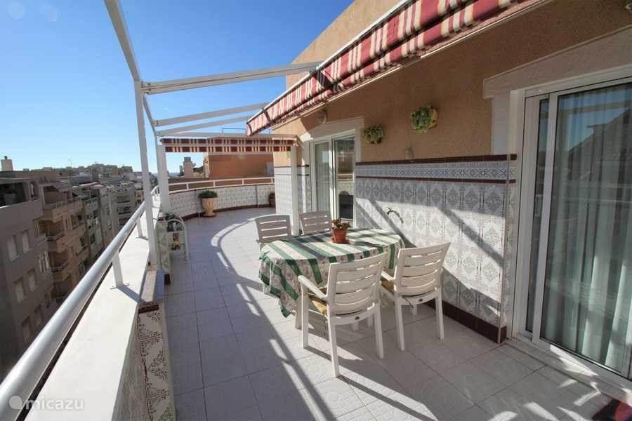 Ferienwohnung Spanien, Costa Blanca – penthouse Geräumiges Penthouse im Herzen von Torrevieja
