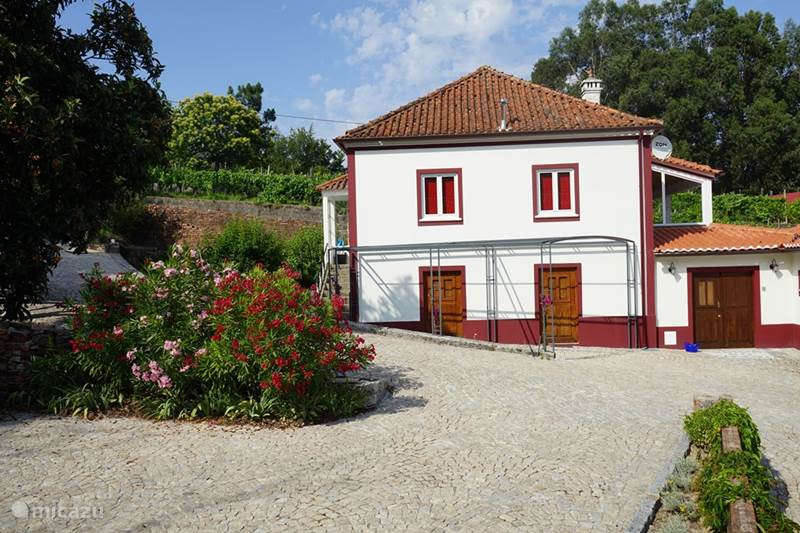 Vakantiehuis Portugal, Beiras, Viseu Boerderij Quinta do Sameiro