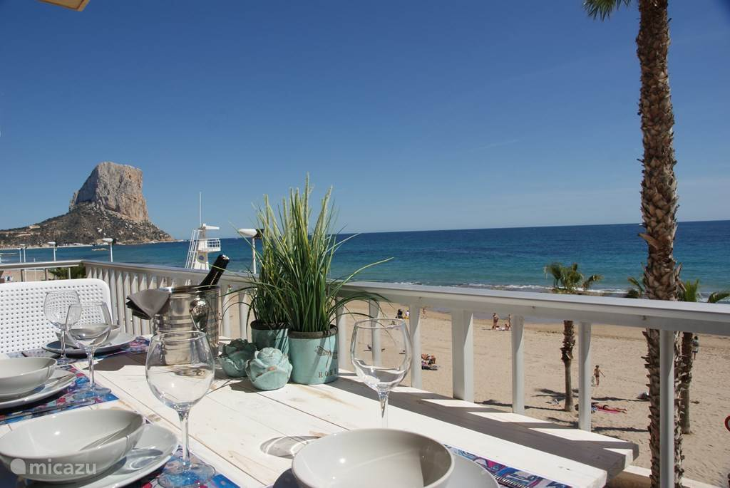 Vacation rental Spain, Costa Blanca, Calpe apartment apartment Capri
