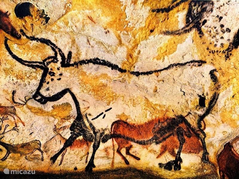 Lascaux muurschildering