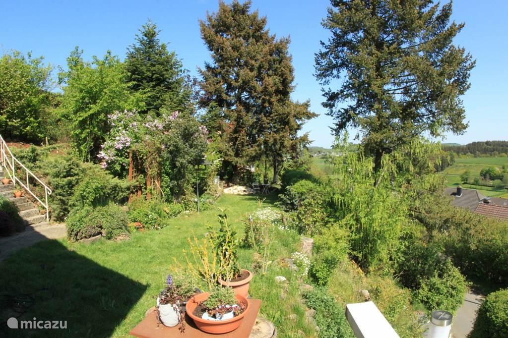 Deel tuin